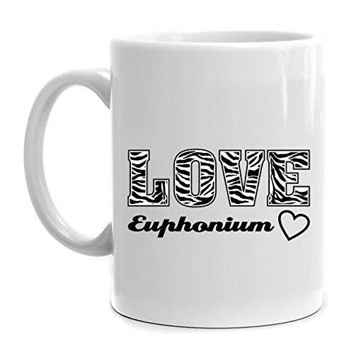 Eddany Love Euphonium Mug