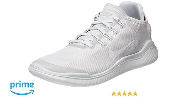 352bdb7b89e Amazon.com  Nike Womens Free Rn 2018 Sun Low Top Lace Up Running Sneaker