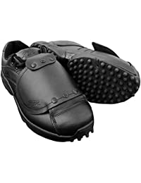 Mens Umpire Shoe - Reaction Pro Plate Lo - Black - D & EE Widths