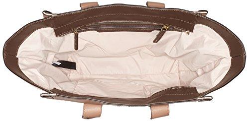 Borsa Calvin Donna Mirj4n Espresso Braun Pink Brownie Large con Tote 909 Cosmetic Maniglia 909 Klein prIqUr