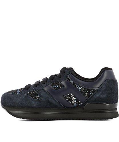 Sneakers In Blu Scamosciata Pelle Hogan Delle Hxw2220t548h6x2968 Donne FWd1ZcF
