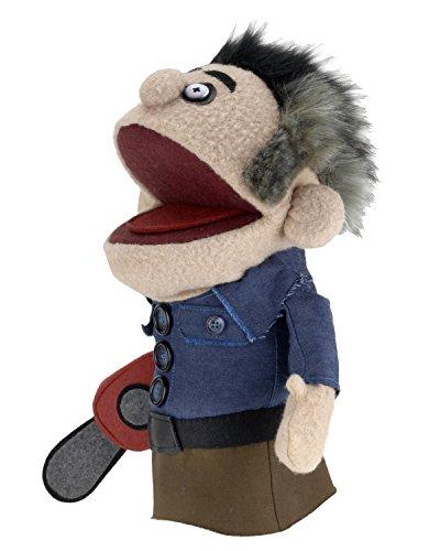 - NECA - Ash Vs Evil Dead - Prop Replica Ashy Slashy Puppet