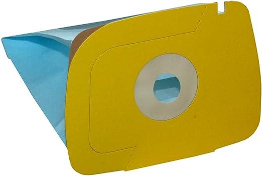 10 Bolsas De Aspiradora para LUX 1 D820: Amazon.es: Hogar
