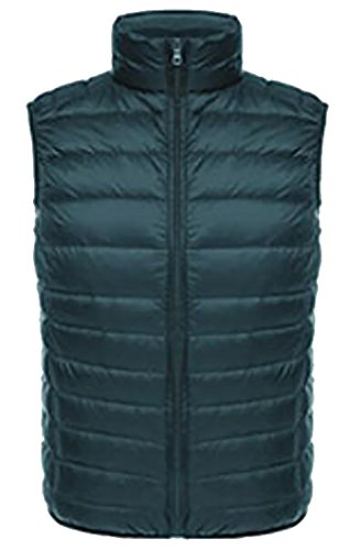 Winter Fall Sleeveless Puffer Packable Down today and UK Men's Lightweight Vests 1 Coat 8qIvpw