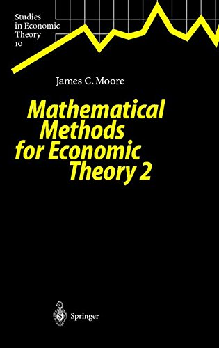 Mathematical Methods for Economic Theory 2 (Studies in Economic Theory)