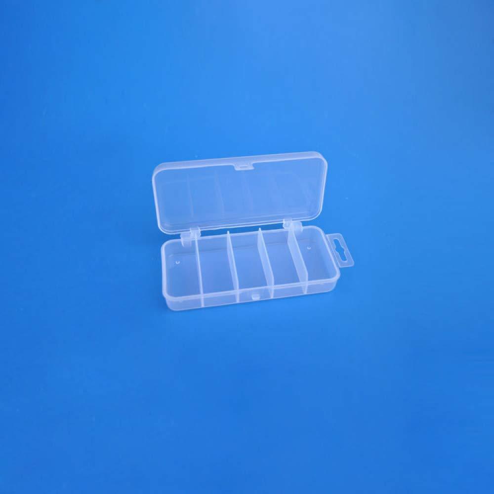 juler 5pcs Lab Instruments Equipment Fluid Liquid Handling Antibody Incubation Box wb Antibody Incubation,5 Grid S,One Size