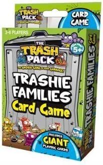 John Adams The Trash Pack Trashie Familia Juego de Cartas: Amazon.es: Juguetes y juegos