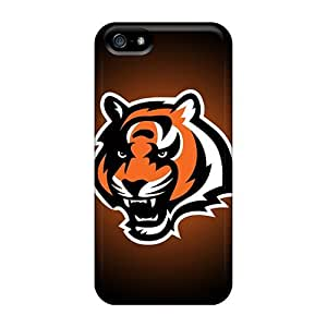 6 plus Scratch-proof Protection Cases Covers For Iphone/ Hot Cincinnati Bengals Phone Cases