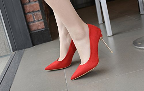 Dancing Sandales Filles Mariage A Femmes CLOVER Stiletto Chaussures De Talons LUCKY Gold Red Queen Haute Talons Sexy Nuptiale Couleur 3 x1OEqWA0w