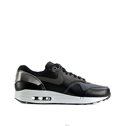 Shoes 1 NIKE Air s Black Multicolour Men Grey Max Blanco Black Gris wolf Running Print Grey Dark Rxnx0W4