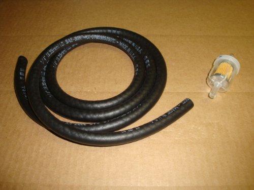 691035 KIT Briggs & Stratton Fuel Filter 5 Ft 1/4