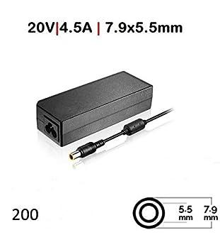 Portatilmovil - Cargador para PORTÁTIL Lenovo THINKPAD T60 Z60 Z61 ...