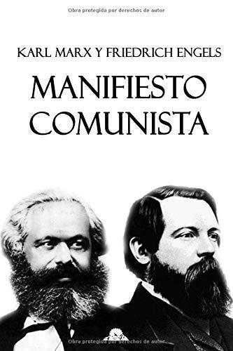 Manifiesto Comunista: Amazon.es: Marx, Karl, Engels, Friedrich: Libros