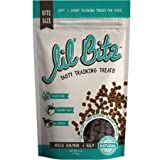 Lil' Bitz Wild Salmon + Kelp Training Treats (4 oz) Review