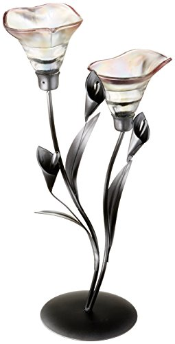 Calla Lilies Tealight Candle Holder - Calla Lily Votive