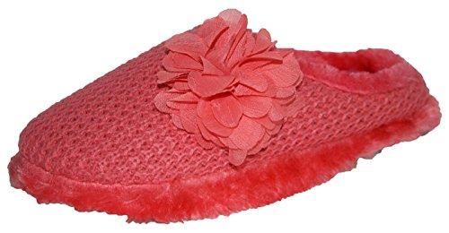 Coolers - Zapatillas de estar por casa de Material Sintético para mujer melocotón