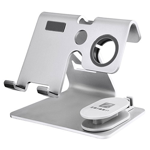 Price comparison product image Watch Stand for Apple Watch Charger Charging Station Stand iWatch Charger Dock Holder by AE SHOP for Airpods Accessories