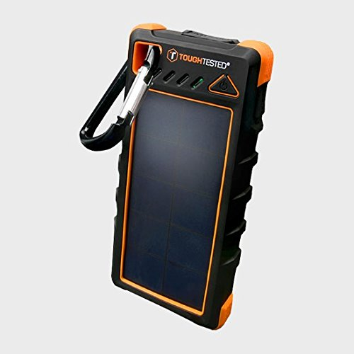 16000mAh Solar Portable Charger Powerbank With LED Flashligh