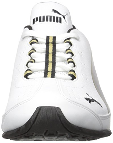 PUMA-Mens-Reverb-Running-Shoe-Puma-WhitePuma-Black-95-M-US