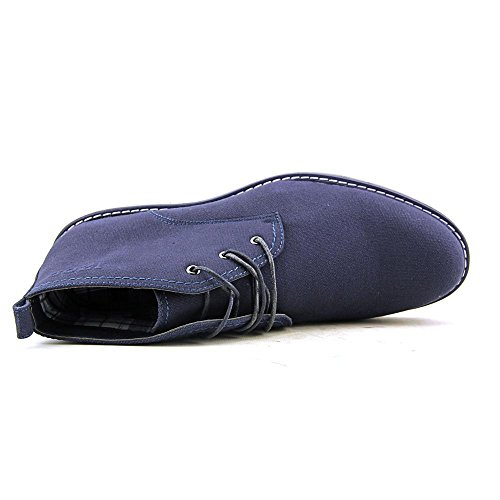 IZOD Men's Cally Chukka Boot,Navy,10.5 M US