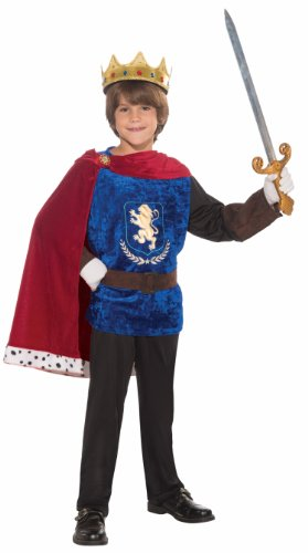 70598 (M 8-10) Prince Charming Costume (Prince Charming Costume For Kids)