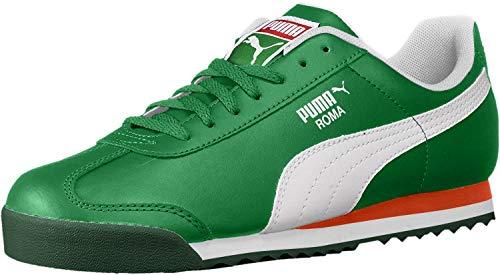 PUMA Kids' Roma Basic Jr-K Sneaker