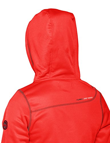 Lady Chaqueta Mujer Norway Taboule Geographical técnica Rot para Red tPEPqnW