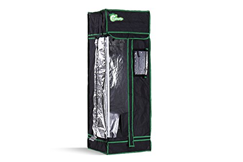 Hydro Crunch ND940008401 Hydroponic Grow Tent, 16'' x 16'' x 48'' by Hydro Crunch