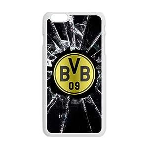 WAGT BVB 09 Logo Hot Seller Stylish Hard Case For Iphone 6 Plus Kimberly Kurzendoerfer
