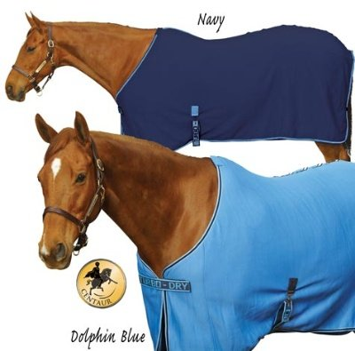 Centaur Turbo Dry Dress Cooler Pony Navy