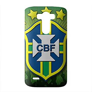 brasil sele??o 3D Phone Case for LG G3