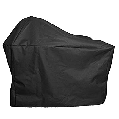 "iCOVER Water proof grill cover G21618 for Weber Performer Gold,Platinum and Premium 22"" and Deluxe 22"" Charcoal grills from COVER WORLD"