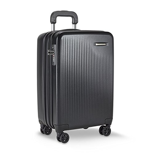 Briggs & Riley Sympatico Expandable Carry-On CX 21' Spinner, Marine Blue