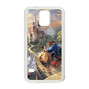 Fairy Tale Love Story Black Samsung Galaxy S5 case