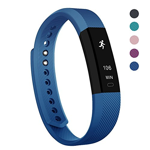 Fitness Tracker,Amytech Slim Touch Screen Pedometer Sleep Monitor Sport...