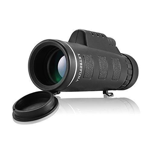 Pocket Dual HD Camera Monocular Telescope - 1