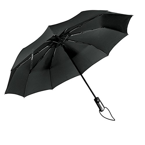 Yooso Travel Umbrella 10 Ribs Finest Windproof Umbrella with Teflon Coating by Yooso (Image #6)