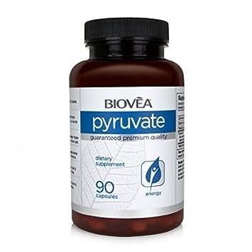 Amazon.com: pyruvate 90 °Cápsulas: Health & Personal Care