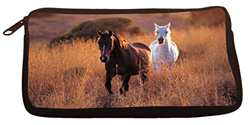 Pencil Bag Young horses Pen Case