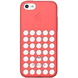 Apple Custodia in Silicone iPhone 5c, Rosa