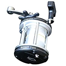 SODIAL(R) Boat 700 drum saltwater baitcasting trolling fishing reel Fishing rods fishing reels saltwater bait casting boat fishing