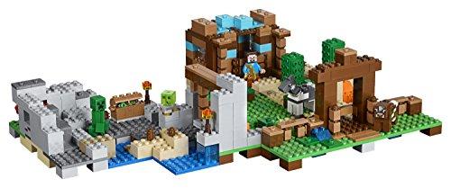 41Yr9E8qvDL - LEGO Minecraft the Crafting Box 2.0 21135 Building Kit (717 Piece)