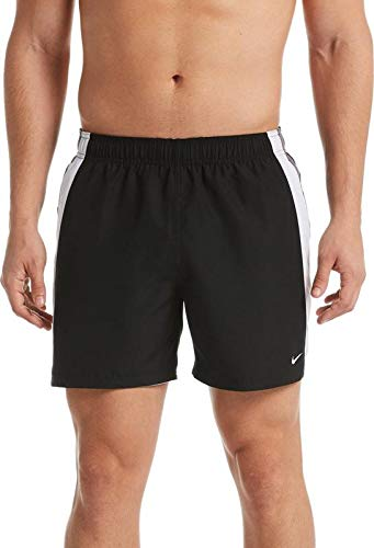 Nike Costume NESS9507 Uomo pantalincino Mare Piscina 16 col.001 Black
