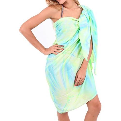 *La Leela* couvre jupe maillot de bain wrap beachwear paréo en maillots de bain des femmes station de maillot de bain sarong usure piscine usure