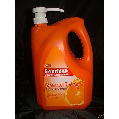 Swarfega 4 litros naranja