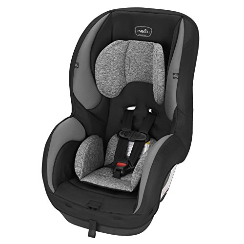Evenflo SureRide DLX In-Depth Convertible Car Seat Review