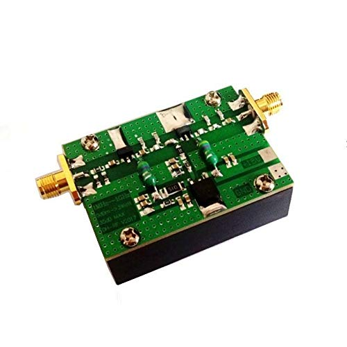 FidgetFidget FM transmitter RF Power Amplifier For Ham Radio 1MHz-1000MHZ 3W HF VHF UHF