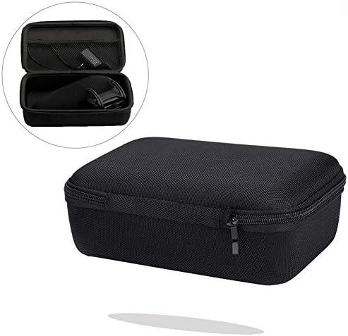 マイクケース Mugast 収納ポーチバッグ 保護袋 ナイロン 高耐久 防塵 耐衝撃 全面保護 マイク対応保護ケースボックス