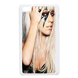 Clzpg High-quality Ipod Touch 4 Case - Lady Gaga diy cover case