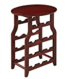 Proman Products Wine Table Rack